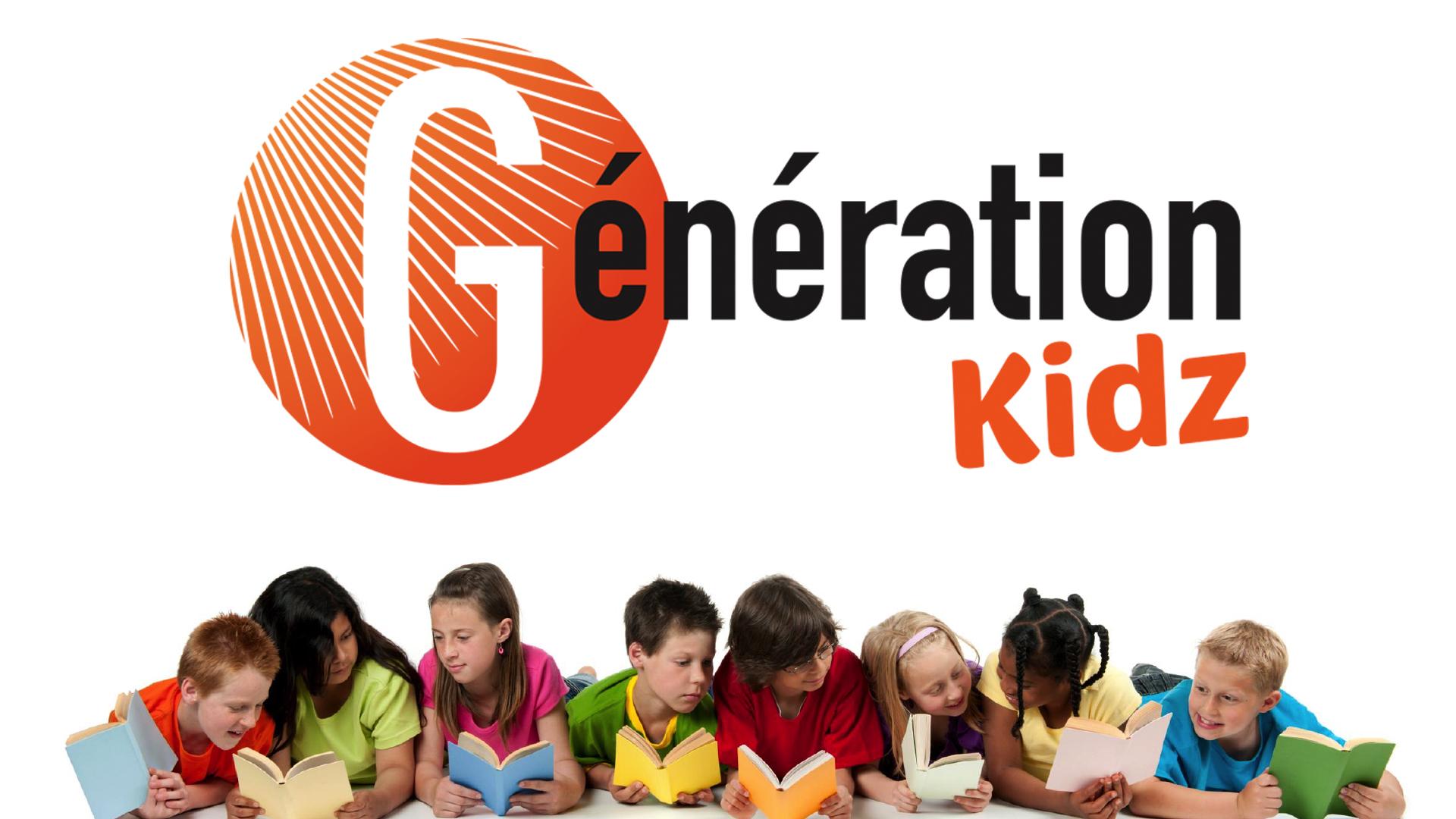 Generation Kidz web